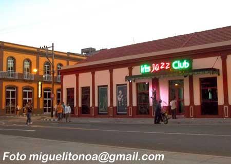 Iris Jazz Club. Foto: Miguel Noa