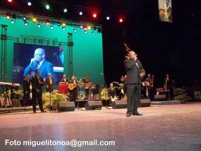 Adalberto Alvarez en el Matamoroson 2012. Foto miguelitonoa@gmail.com