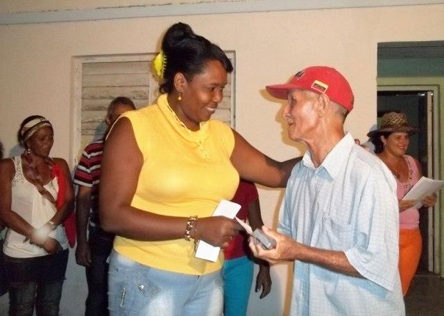 Aniversario 52 de los CDR. Santiago de Cuba. Foto miguelitonoa@gmail.com