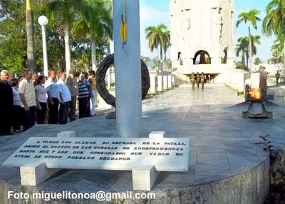 144 años del primer grito de libertad en Cuba. Foto miguelitonoa@gmail.com