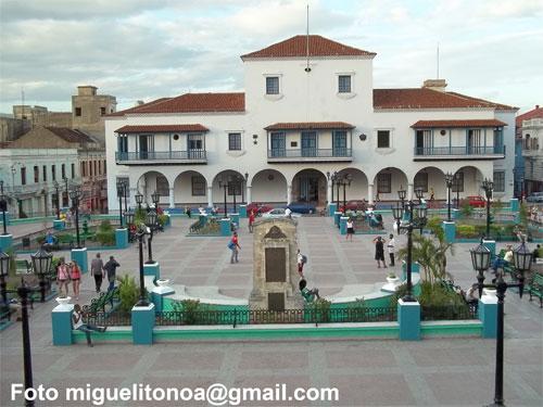 Parque Céspedes. Foto miguelitonoa@gmail.com