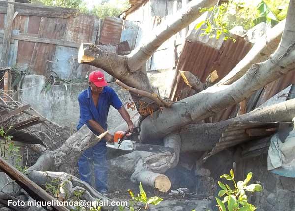 En Santiago de Cuba continúa la recuperación. Foto miguelitonoa@gmail.com