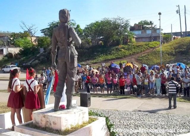 Recuerdan a Celia Sánchez Manduley en Santiago de Cuba