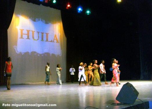 Gala artística por aniversario de  la Independencia de Angola. Foto miguelitonoa@gmail.com