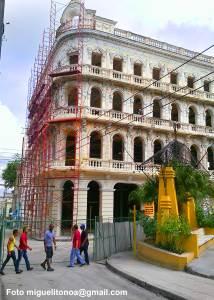 En  2015 reabrirá sus puertas el Hotel Imperial de Santiago de Cuba. Foto miguelitonoa@gmail.com #Santiagohace