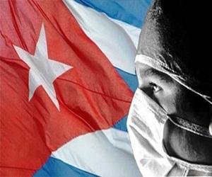 Médicos cubanos contra el Ebola