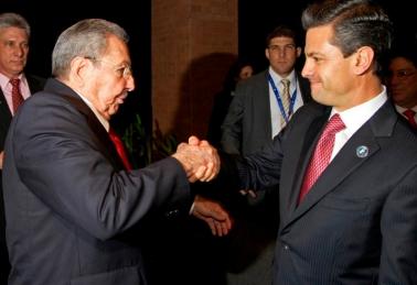 El presidente de Cuba, Raúl Castro, visitará Mérida para reunirse con su homólogo Enrique Peña Nieto - See more at: http://yucatan.com.mx/mexico/politica-mexico/confirman-visita-yucatan#sthash.NT0aAEvc.dpuf